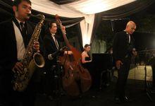 Four Seasons Hotel - Choi Seong Wook & Fillya Wedding Reception by Jova Musique