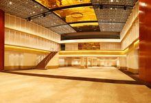 Ballroom Interior by Thamrin Nine Ballroom