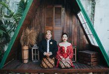 Prewedding Cathy & Andre by weddstoryid