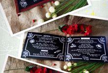 Portfolio by juragan wedding invitations