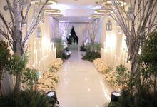 The Wedding of Putera & Inten by EPIC ART