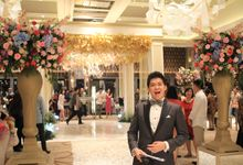 Anthony Stevven MC Wedding ayana Jakarta by Anthony Stevven