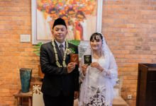 Wedding Of Rikian & Ardyan by Glowy wedding organizer
