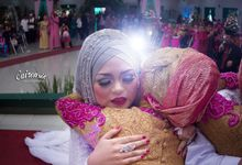 the Wedding of Rizka & Dandy by Caironsik Photography