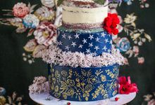 Floral Fields by Cake & Wildflour