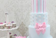Simply Rustic Lace by RR CAKES