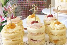 cakelets by The Rosette Co