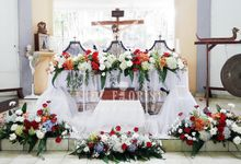 Decoration by Liez Florist & Decoration