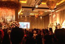 Gregory & Sarah Wedding at Grand Ballroom by Grand Hyatt Jakarta