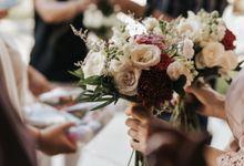 Wedding of Callan & Julia by Fairmont Sanur Beach Bali