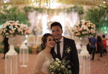 Leo & Aniez - Wedding Day by Callistabeth