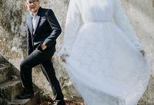 Prewedding Irsyam & Farisa by Caleos Photography