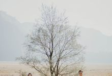 Prewedding Michael & Jesse by Caleos Photography