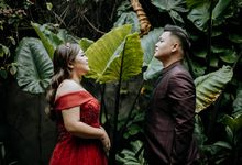 Engagement Fang-Fang & Irfan by Caleos Photography