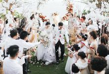 Out of The Box - The Wedding of Calvin and Liana by Will by Axioo