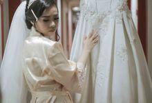 The Wedding Alwin & Cressa - Basilea Center Venue Klp Gading by Basilea Center Venue