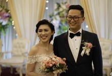 Wedding day of Herdy dan Natalyna by Angke Restaurant & Ballroom Jakarta