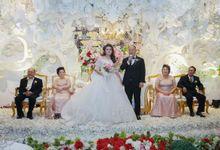 Wedding day of Sui Hoa dan Juhana by Angke Restaurant & Ballroom Jakarta