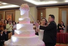 Weddding day of Andrie & Meilyawati at Angke Restaurant Kelapa Gading by Angke Restaurant & Ballroom Jakarta