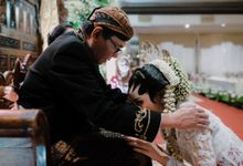 The Wedding of Anita & Sony by Wigani Photography