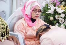 Traditional Wedding of Yusuf & Wulan by Cambium