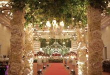 Ray and Yessica Wedding by Royal Ballroom The Springs Club