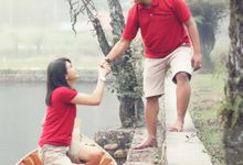 Prewedding Hilda&Arie by Fairlens