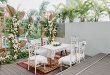 Akad Nikah Nimas & Angga by Decor Everywhere
