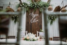 The Wedding of Anggira & Effrin by Decor Everywhere