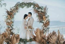 Cliff Chapel Wedding in Bali - Diego & Jessica by Cana Weddings & Events