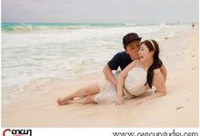 Trash the Dress Beach by Cancun Studios Photography
