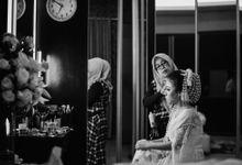 Wedding of Caca & Fandi by TeinMiere