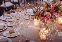 Wedding in a castle by C&G Wedding and Event Designer