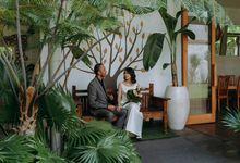 Intimate Wedding by Berjiwa Studio
