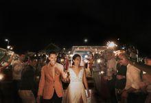 Beautiful Beach wedding by The Wedding Bliss Thailand