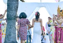 Wedding of Romain & Ayu in Canggu by THL Photography