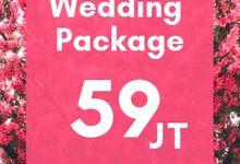 PAMERAN WEDDING 22 - 24 FEBRUARY 2019 by Orchardz Hotel Jayakarta