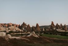 Elopement in Cappadocia by Phan Tien Photography