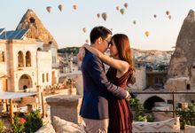 Cappadocia Pre-wedding by Nilüfer Nalbantoğlu