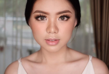 Wedding Makeup for Michelle by Reyou Makeup