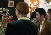 The Wedding of Rama & Kyana at Pendopo Kemang by La Oficio Entertainment