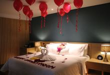 Honeymoon Decoration by Element by Westin Bali Ubud