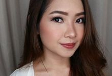 Graduation Makeup by Brushed by Del