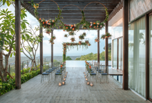 Presidential Villa Wedding by Renaissance Bali Uluwatu Resort & Spa