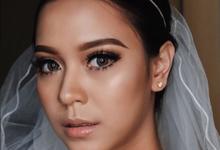 Wedding Makeup for Lisa by Reyou Makeup