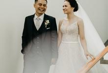 Wedding day : Ardi & Ella by CARA wedding
