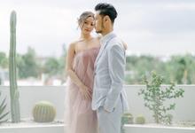 Engagement : Anastassia & Michael by CARA wedding