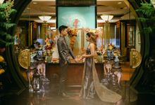 Engagement : Samantha & Ken by CARA wedding