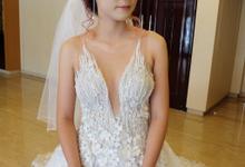 Sindy's wedding by Caramells