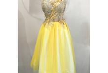 Mini & simple dress by Caramells